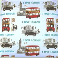 "Kinderstuhl ""I love London"""