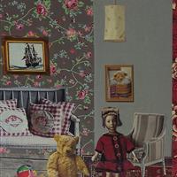 """Kindertisch """"Teddies in der Puppenstube"""""""