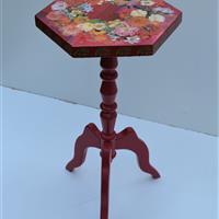 """Tischchen """"Blütenkranz"""""""