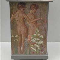 Freskenmädchen